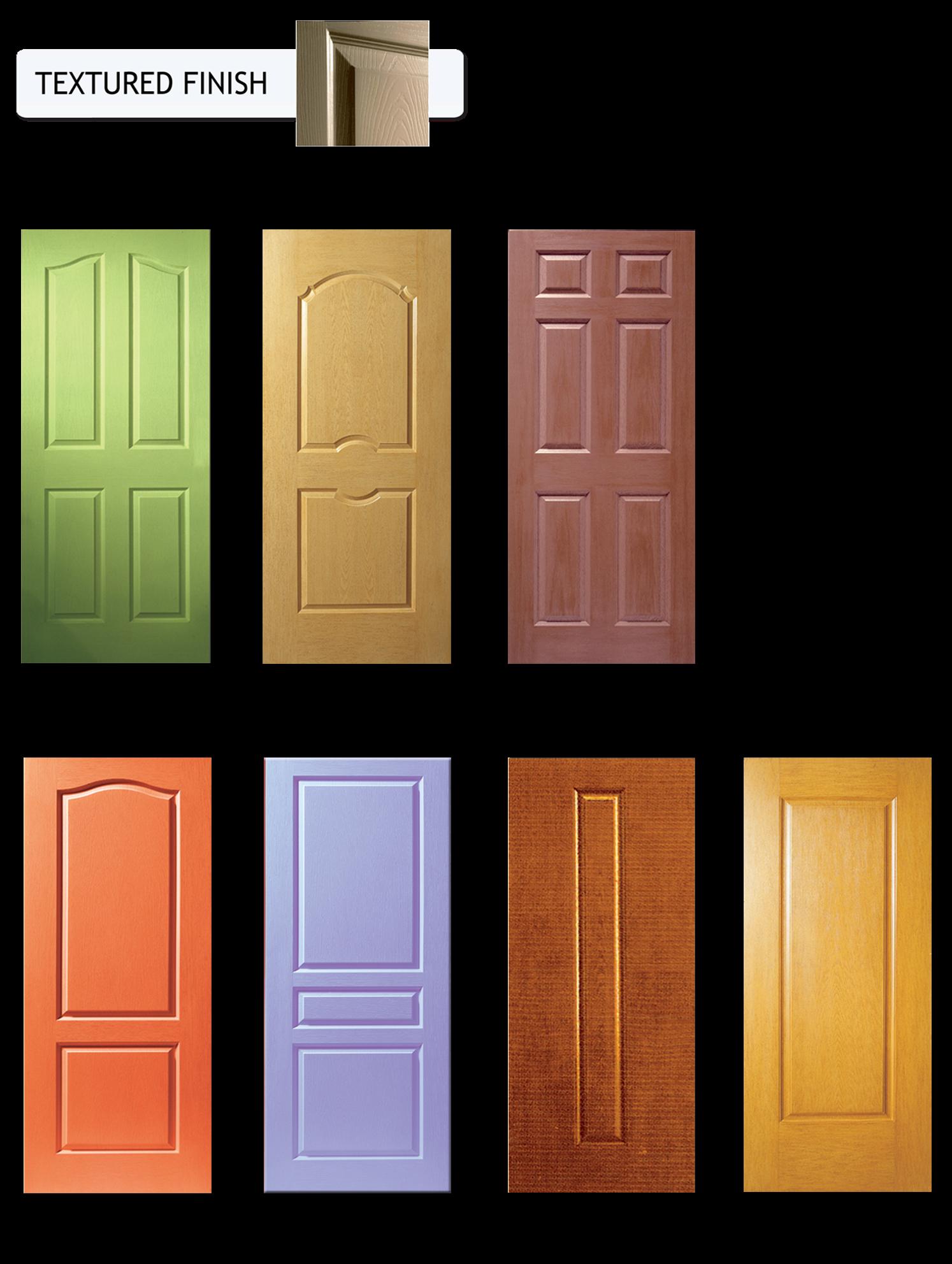 Molded Doors